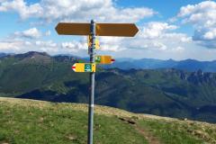 Aussicht Monte Bra