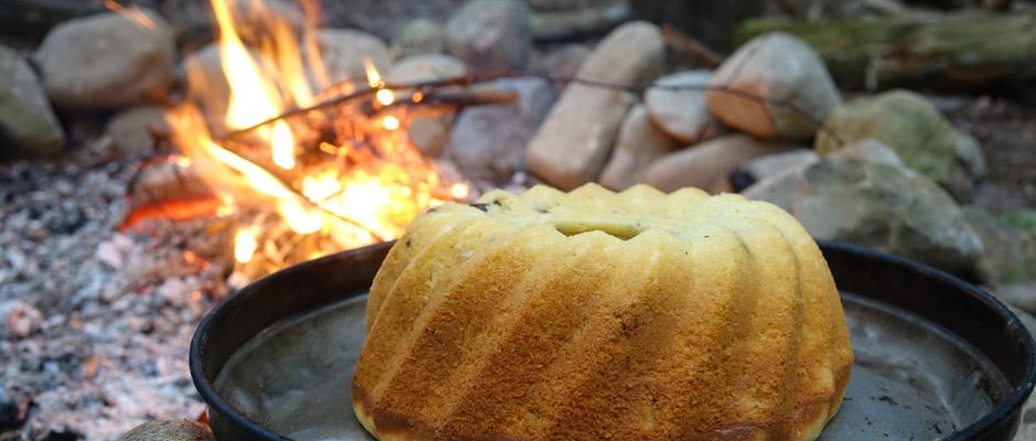 Backen über dem Feuer – Kuchen, Brot und Co. 20.05.2017 – Balmer ...
